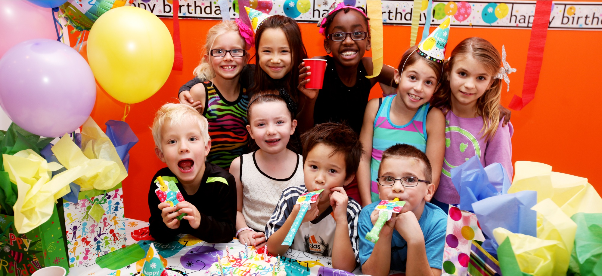fun-tastic kids birthday parties – west kelowna gymnastix